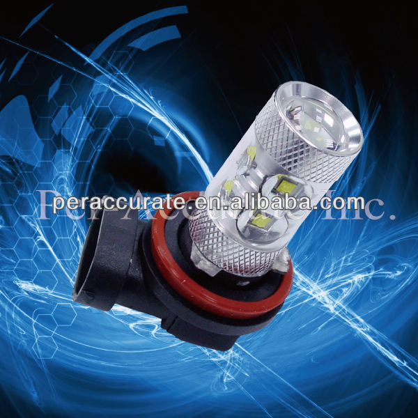 Super High Power LED Car Light Motorcycle LED Lamp 50w H8 H11 Truck Tractor Fog Lamp XB-D LED Accessories PA