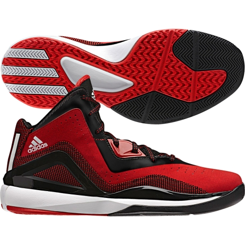 Adidas D73979 MEN CRAZY LIGHT BOOST 4 NBA BASKETBALL SNEAKER SHOES Red