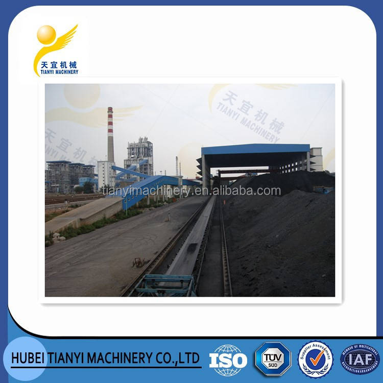 China professional high efficient heavy duty coal handling roller conveyor price