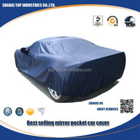 Best selling mirror pocket car cover