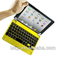 Mini & portable wireless bluetooth keyboard for iPad 2