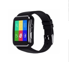 Wholesale Bluetooth Smartwatch X6 Curved Screen Android <strong>Smart</strong> <strong>Watch</strong> With SIM Card and Camera Mobile <strong>Smart</strong> <strong>Watch</strong> Phones