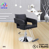 CE approved fashionable design direct factory supply styling chair/barber chair covers/beauty salon chair cover KM-204