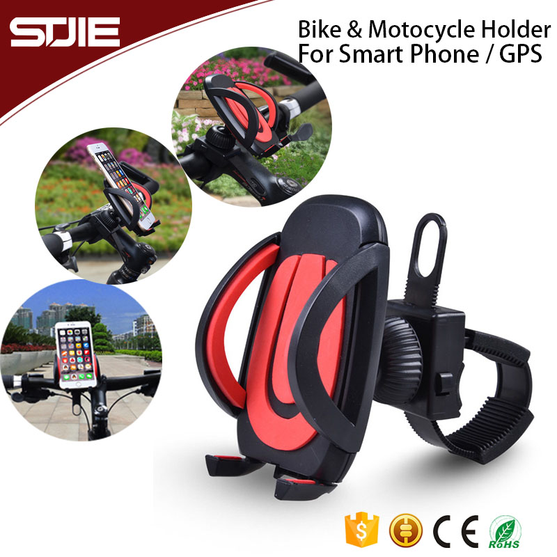 2017 Portable Bicycle Stand Mount Mobile Phone Bike Holder For Outdoor Use