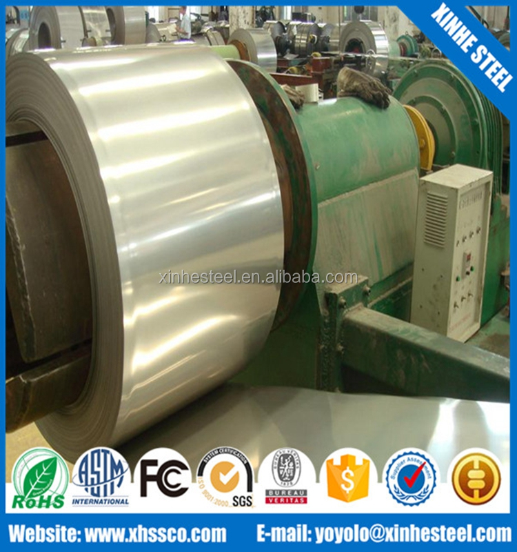 cold rolled stainless steel coil 201 304