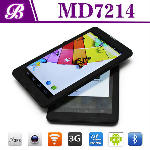 New Arrival MTK8312 Dual Core with HDMI GPS Bluetooth 6 Inch Smart Android Tablet PC