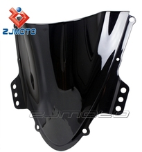 GXSR 1000 K5 (05-06) Cool Black Motorcycle Universal Racing DB Windscreen Windshield