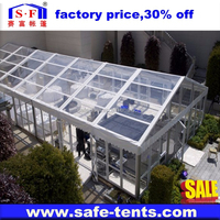 transparent marquee party wedding event exhibiton tents for sale