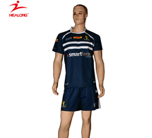 2015 New Design Dye Sublimation Ireland Rugby Jersey Sportswear Clothing Wholesale