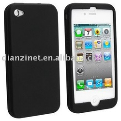 Silicon case Protetiion Case for Iphone 4G Mobile Phone case