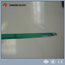 Colored glass bevels