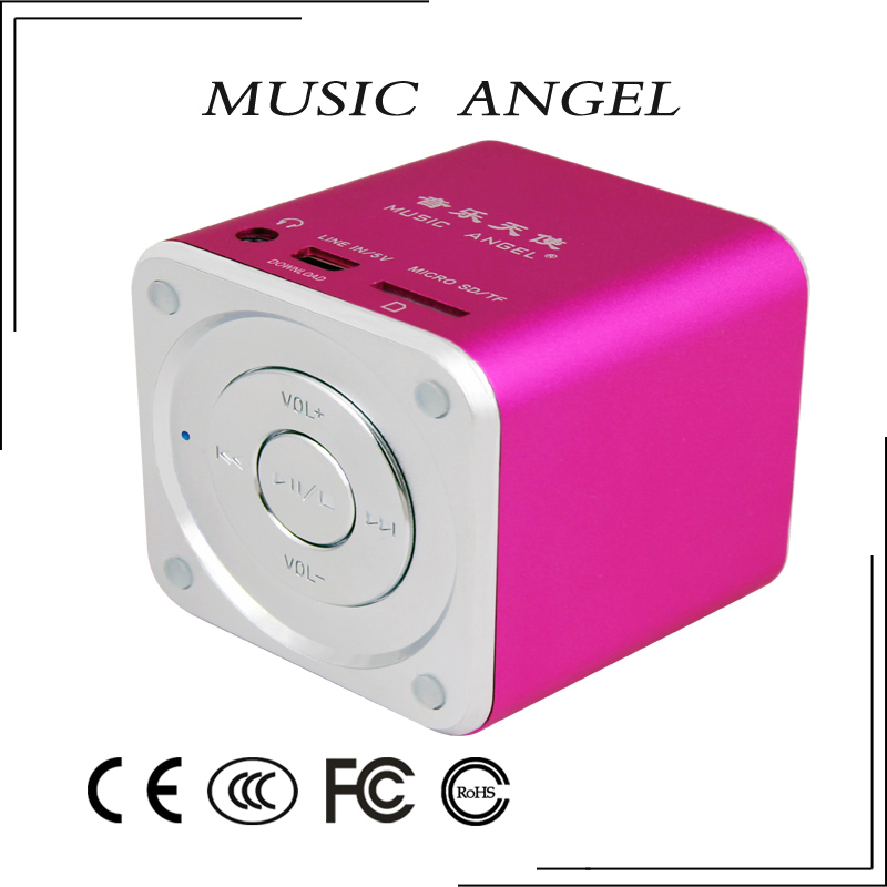 Sports mp3 player mini mobile music speaker portab fiio e17 speaker system
