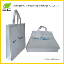 Custom Printable Reusable Shopping Bags, Non Woven Shoe Bag