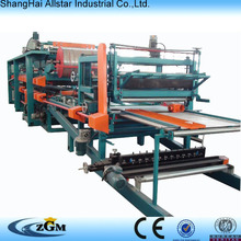 Allstar Automatic precast EPS concrete sandwich wall panel making machine / production line