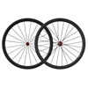 25mm width 38mm carbon rim 700C clincher OEM carbon wheel bicycle wheels