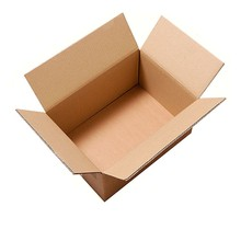 customized size and logo kraft paper box packaging product