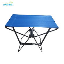 Folding leisure chair outdoor portable camping seat fishing with cover