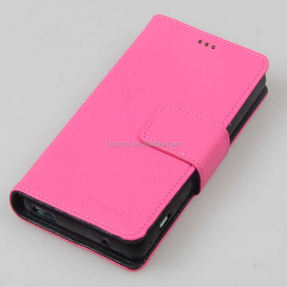 Artificial leather case-Kooso Korean Koo Book Same Color Phone Case for Sony Xperia Z2a