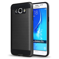 Hot selling TPU and PC Hybrid Case cover for Samsung Galaxy J5 2016 J510