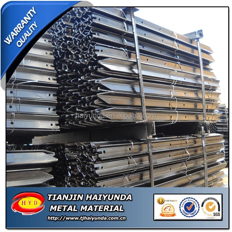 Wholesale galvanized steel star picket online buy best