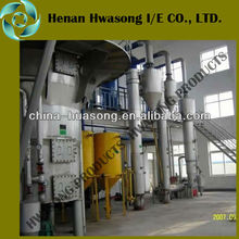 Latest Generation Crude Cooking oil refinery for sale
