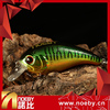 Noeby fishing tackle 2.5cm 2.5g hard lure crank plastic swimbait