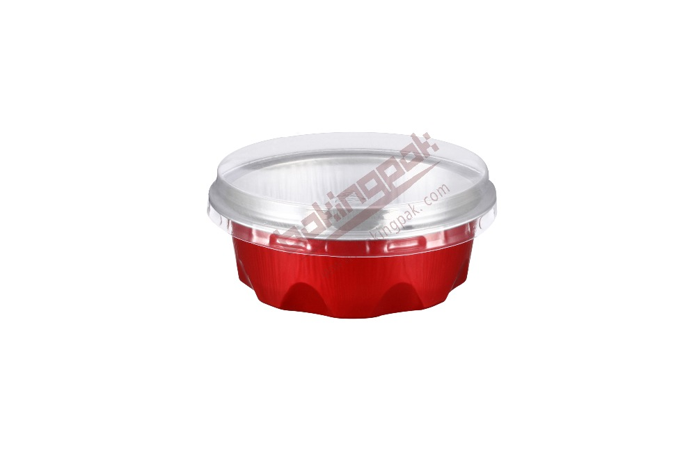 microwave oven packaging Aluminum foil cup