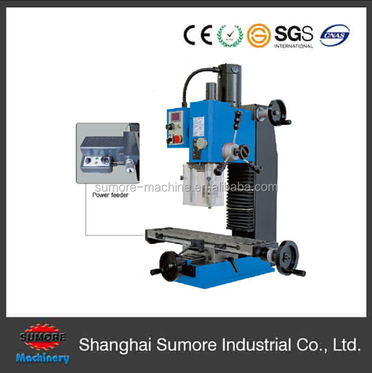 Cheaper price micro milling machine SP2221-I same to sieg milling machine X2.3