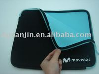 custom and logo printing 13 inch neoprene laptop sleeve