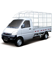 outstanding driving stability Single-cab cargo china mini van truck