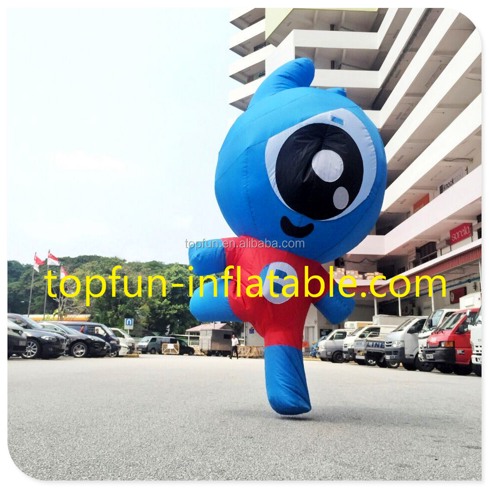 2m Inflatable Moving Cartoon