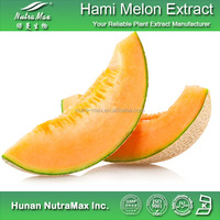 Hot sale Plant extract Hami melon powder/Hami melon juice extract/cantaloupe extract