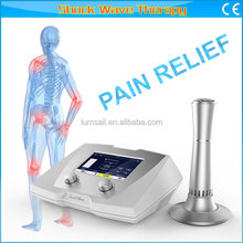 Acoustic wave therapy machine stiffness electronic shockwave device