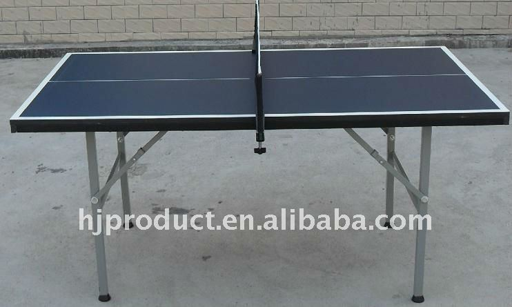 One-piece board small size Table tennis table