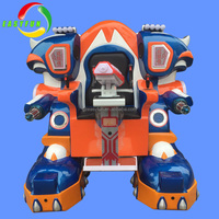 bettery driving amusement rides machine walking robot sports arcade games machines