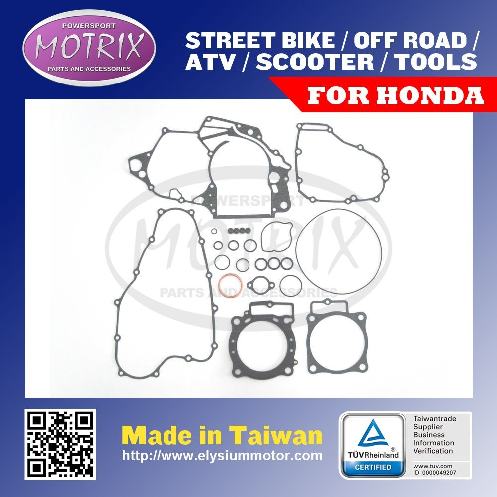 For Honda Off Road Bike CRF450R 09-11 COMPLETE SET GASKET