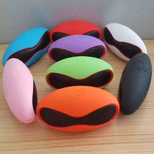 Hot best Mini Olive Shape bluetooth speaker factory price with USB Port Promotional Customized