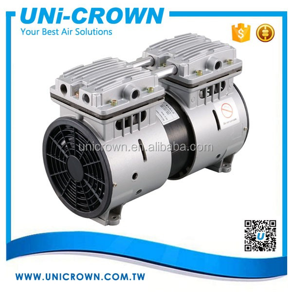 UN-90P 90LPM 0.5HP High pressure oil free mini air compressor supplier