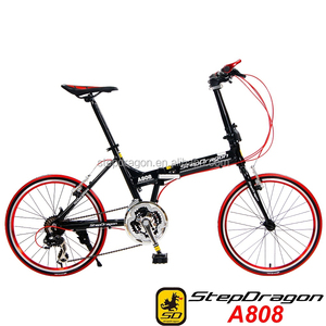 Alibaba Good-end Quality Bicycle Parts Folding Bike / Foldable Bicycle A808