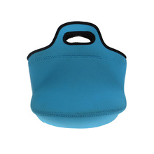 Fashion Insulated Tote Lunch Box Bags Neoprene Lunch Bag