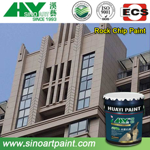New granite wall paint for building decorative materials