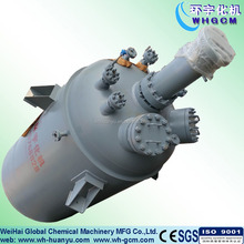 Chemical Steam Heating Fluidized Bed Reactor 10000l Pirolysis