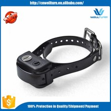 2016 Shenzhen new technology no bark control electric collar for dog