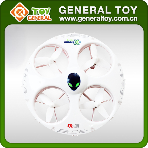 Cheerson CX-31 RC Drone 2.4G 4-Axis UFO Aircraft Quadcopter