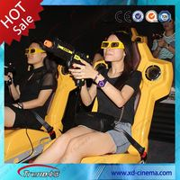 Zhuoyuan 5d cinema/2015 high quality 3d 4d 5d 6d mobile cinema equipment ,5d 7d 9d cinema movie