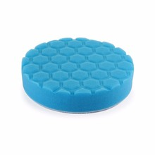 Hex logic Buffing Pad Sponge Pad For Car Polishing Foam Pad