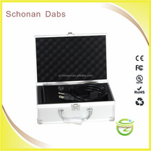 Mini domeless enail, schonwan dabs, Heating Coil universal Titanium Nail for glass water pipe
