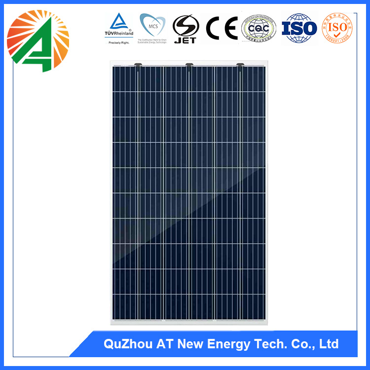 High efficiency poly 260 watt pv modules maquinaria de paneles solares