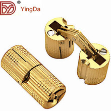 Hight quality invisible cylinder hinges/folding hinges for table