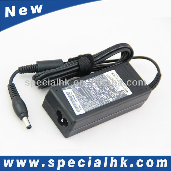 19v 3.42a 65w laptop backup battery charger for toshiba